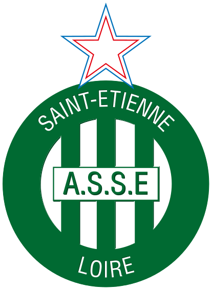 AS Saint-Étienne - Logo