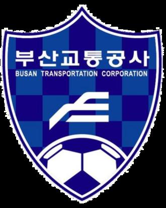 Busan Kyotong - Logo