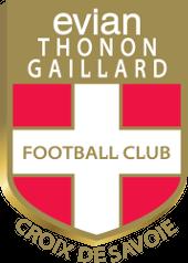 Évian Thonon Gaillard - Logo