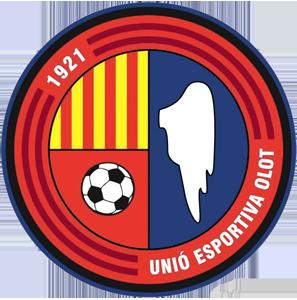 UE Olot - Logo