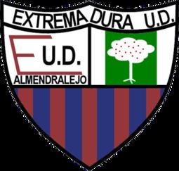 Extremadura UD - Logo