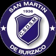 San Martín Burzaco - Logo