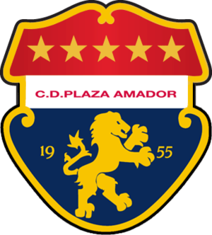 CD Plaza Amador - Logo