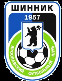 Shinnik Yaroslavl - Logo