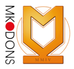 Milton Keynes Dons - Logo