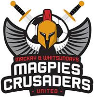 Magpies Crusaders - Logo