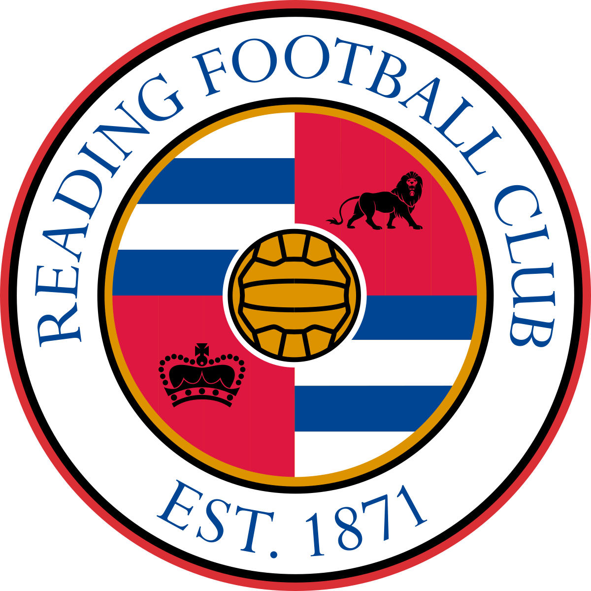 Reading U23s - Logo