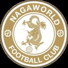 Nagaworld FC - Logo