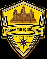 Soltilo Angkor FC - Logo