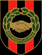 Brommapojkarna - Logo