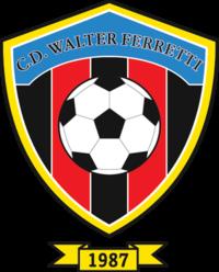 CD Walter Ferretti - Logo