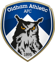Oldham Athletic - Logo