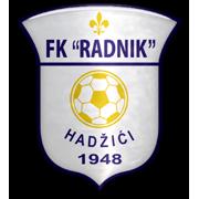 Radnik Hadzici - Logo