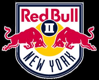 NY Red Bulls II - Logo