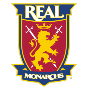 Real Monarchs - Logo