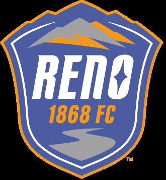 Reno 1868 FC - Logo