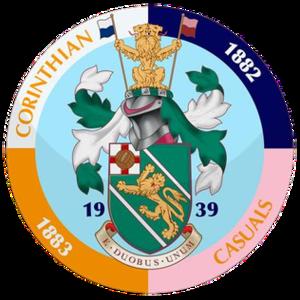 Corinthian-Casuals - Logo