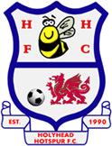 Holyhead Hotspur - Logo