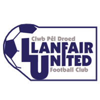 Llanfair United - Logo