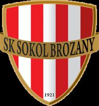Sokol Brozany - Logo