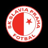 Slavia Praha B - Logo