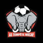 AS Tempête Mocaf - Logo