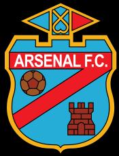 Arsenal Sarandi - Logo