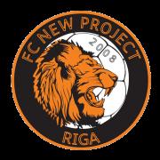 New Project Riga - Logo