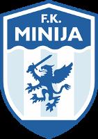 FK Minija Kretinga - Logo