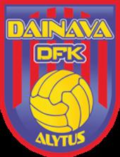 DFK Dainava - Logo