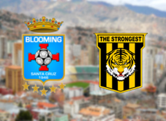The Strongest to win at Blooming