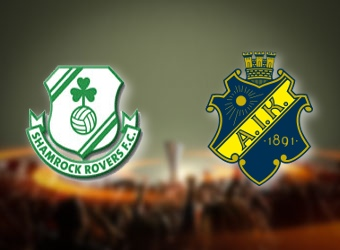 AIK to win at Shamrock Rovers in the Europa League