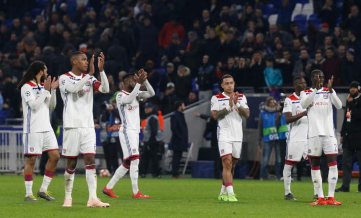 Lyon to consolidate Champions League spot in Ligue One