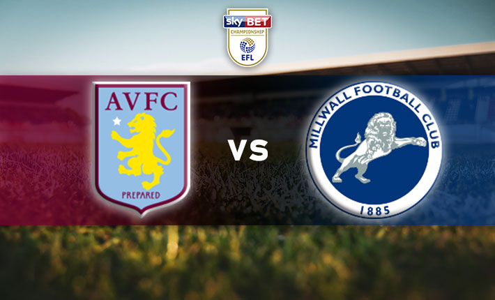 Aston Villa to continue momentum against Millwall