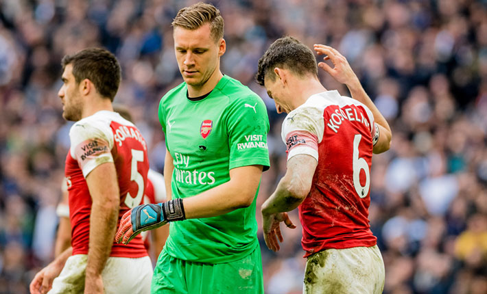Arsenal Need Huge Win to Finish in Top Four