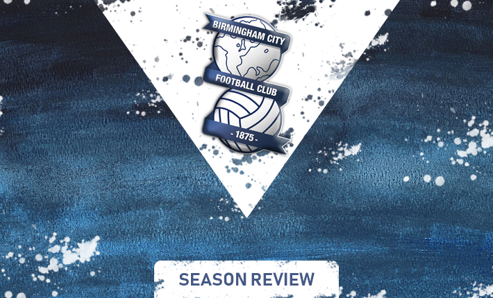 Birmingham City Season Review 2018/2019