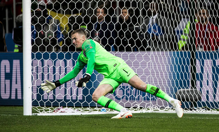 Jordan Pickford now over blip in form