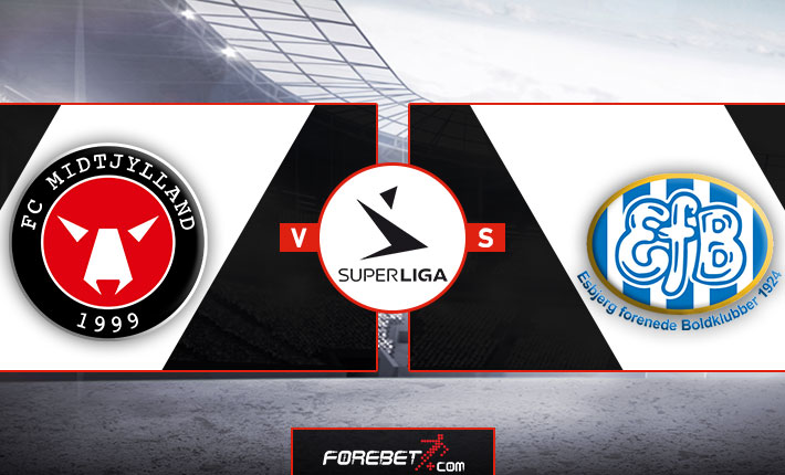 Midtjylland to win league opener against Esbjerg