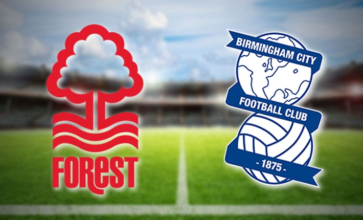 Low-scoring encounter between Forest and Birmingham