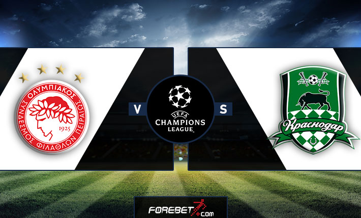 Krasnodar Continue Dream At Olympiakos