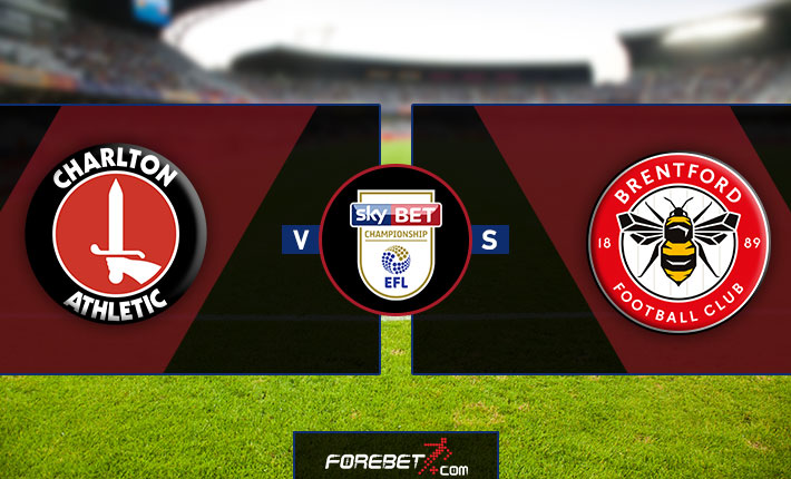 Charlton could nick the points against Brentford