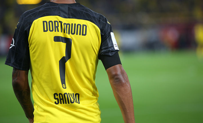 Jadon Sancho unlikely to be at Dortmund much longer