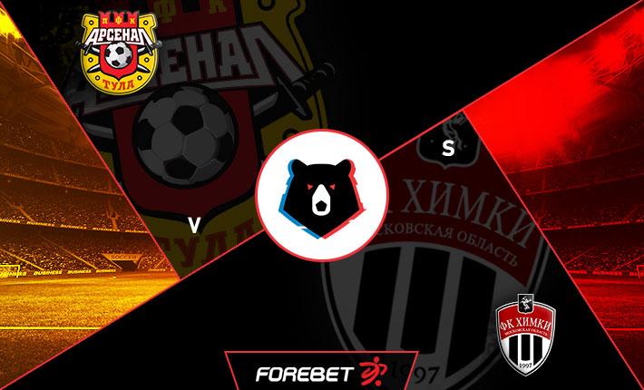 Arsenal Tula Vs Fk Khimki Preview 25 08 2020 Forebet