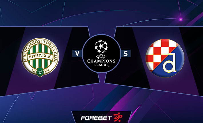 Ferencvaros Tc Vs Dinamo Zagreb Preview 16 09 2020 Forebet