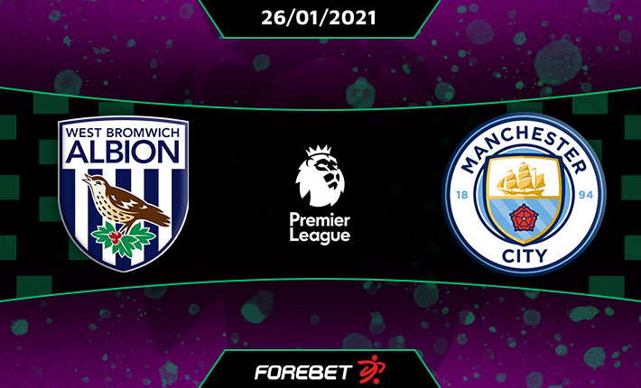 Manchester City to win at West Brom