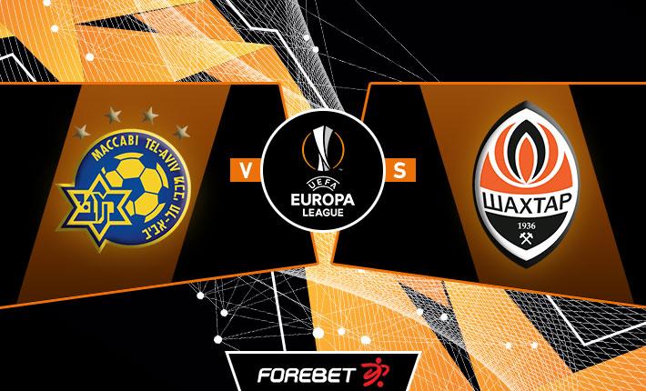 Maccabi Tel Aviv Vs Shakhtar Donetsk Preview 18 02 2021 Forebet